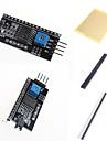 IIC / I2C / 인터페이스 어댑터 보드 LCD1602 및 액세서리