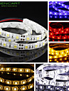 Z®ZDM 100cm 15W 60x5050SMD Warm White Cool White  Cuttable/Suitable for Vehicles/Self-adhesive DC12V