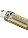 4W G9 LED Corn Lights T 104 SMD 3014 350 lm Warm White AC 220-240 V 1 pcs