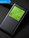 большой d автоматический сон / бодрствование с водонепроницаемой круг флип чехол для Samsung Galaxy i9600 s5