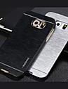 GYM Aluminium Alloy Back Case for Samsung Galaxy S6 Edge G9250