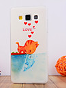 For Samsung Galaxy Case Pattern Case Back Cover Case Cat TPU Samsung A7