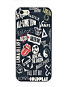 For iPhone 8 iPhone 8 Plus iPhone 7 iPhone 7 Plus iPhone 6 iPhone 6 Plus iPhone 5 Case Case Cover Pattern Back Cover Case Word / Phrase