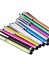 Kinston® 10 x universal stylus de sucesso touch screen pen clip para iphone 8 7 samsung galaxy s8 s7 / ipad / samsung