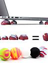 coosbo® супер мини шаров снижение тепловой Подставка для ноутбука ноутбука (случайный цвет)