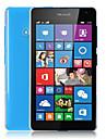 Transparent PC Back Cover Case for Microsoft Lumia 535/Nokia Lumia N535
