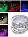 SENCART 2 M 120 5050 SMD Теплый белый/белый/RGB/красный/желтый/синий/зеленый/розовыйМожно резать/Пульт дистанционного