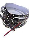SENCART 2 M 120 3528 SMD Branco Cortável/Regulável/Conetável/Adequado Para Veículos/Auto-Adesivo 10 W Faixas de Luzes LED Flexíveis DC12 V