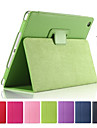For Apple ipad Air  Magnetic Open Close Wake Up Sleep Flip PU Leather Case +Screen Protector+Stylus