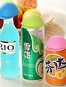 герметичность крышки бутылки / мягкий чехол бутылка окружающей среды (случайный цвет)