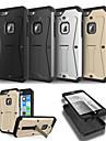 супер защита комбинированный кронштейн оболочки защитный чехол для Iphone 6с 6 плюс