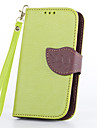 For Nokia Case Wallet / Card Holder / with Stand Case Full Body Case Solid Color Hard PU Leather NokiaNokia Lumia 930 / Nokia Lumia 925 /