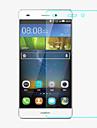 crystal lcd protetor de tela clara profissional de alta transparência com pano de limpeza para Huawei p8 mini-