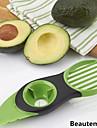 1 ед. Cutter & Slicer For Для фруктов Пластик Творческая кухня Гаджет / Высокое качество / Многофункциональный