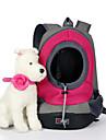 Кошка Собака Переезд и перевозные рюкзаки Животные Корзины Твердый Компактность Дышащий Желтый Зеленый Синий Розовый