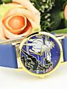 Women's Casual Horse Dial PU Band Quartz Wrist Watch Cool Watches Unique Watches Fashion Watch