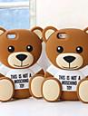 силиконовый материал милый дизайн медведя для iphone 6с плюс / 6 плюс