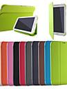 affaires ultra mince en cuir mince affaire à puce couverture de livre pour / onglet 3 Lite T110 de Samsung Galaxy Tab 7.0 3 T210 / onglet