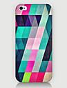 геометрический узор телефон задняя обложка чехол для iphone5c