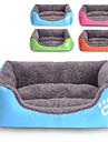 고양이 강아지 침대 애완동물 매트&패드 방수 귀여운 오렌지 로즈 그린 블루