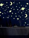 светящиеся наклейки стены стиль наклейки маленькая вселенная наклейки ПВХ стены