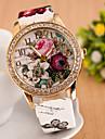 Women's Watches Diamond Fashion Watch Bohemia Style Watch Beautiful Flowers Cool Watches Unique Watches Strap Watch