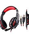 KOTION CADA KOTION EACH G9000 Fones (Bandana) para Computador Com Microfone / Controle de Volume / Games / Redução de Ruídos
