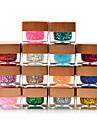 puro brilho cores 8ml nail art uv gel (14 cores selecionáveis)
