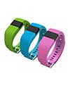 tw64 bracelet smartband vitale portable étanche smartwatch podomètre pour Android iOS