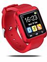 синий зуб умные часы u80 BT-уведомление анти-потерянный MTK наручные часы для IOS / телефон андроид