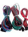 14pcs Complete Wiring Cables for 3D Printer Reprap RAMPS 1.4 Endstops Thermistors Motor