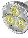 3W GU5.3(MR16) Точечное LED освещение MR16 3 Высокомощный LED 260 lm Тёплый белый Холодный белый Декоративная DC 12 V 1 шт.