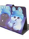 Animal Pattern High Quality PU Leather with Stand Case for 10 Inch Universal Tablet