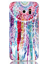 Wind chime  Pattern TPU Soft Case for Galaxy S6/Galaxy S6 edge/Galaxy S4/Galaxy S5/Galaxy S3