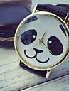 Fashion Women Watches Cartoon Panda Quartz Watches Cool Watches Unique Watches