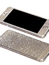 Front+Side+Back Full-Body Bling Screen Sticker for iPhone 5C(Assorted Colors)