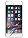 [3-pack] grande transparence lcd cristal professionnelle de protecteur d'écran avec un chiffon de nettoyage pour iPhone 6 / 6s