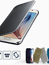 Для Кейс для  Samsung Galaxy Покрытие Кейс для Чехол Кейс для Один цвет PC Samsung S7 edge / S7 / S6 edge plus / S6 edge / S6
