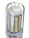 Ywxlight® e14 / g9 / gu10 / e26 / e27 / b22 8w 102x2835smd 800-850lm теплый / холодный белый ac 220-240v