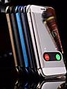 janela cor espelho para responder escudo do telefone para 6s iPhone 6 Plus