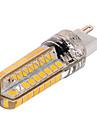 ywxlight G9 10 Вт 72 СМД 2835 1000 лм теплый белый / холодный белый затемняемый кукурузы лампочки 220-240 В переменного тока