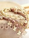 Bracelet Chaînes & Bracelets Bracelets de rive Alliage Amour Quotidien Décontracté Regalos de Navidad Bijoux Cadeau1pc