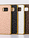 For Samsung Galaxy Case Plating Case Back Cover Case Geometric Pattern PC SamsungS7 edge plus / S7 edge / S7 / S6 edge plus / S6 edge /