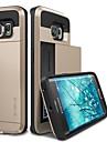 용 삼성 갤럭시 케이스 충격방지 케이스 뒷면 커버 케이스 단색 PC Samsung S6 edge / S6
