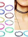 Women's Choker Necklaces Gothic Jewelry Jewelry Resin Sexy Fashion Jewelry For Daily Casual Sports