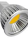 1pcs 4w mr16 360lm теплый / холодный белый свет водить света пятна cob (12v)