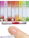 1PCS Nail Nutrition Oil Removing Barbed Edge Random Color
