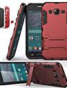 용 삼성 갤럭시 케이스 충격방지 / 스탠드 케이스 뒷면 커버 케이스 갑옷 PC Samsung J7 / J5 / J2 / J1