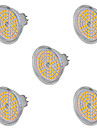 YWXLIGHT® 5pcs MR16 5W 60SMD 2835 400-500LM Warm/Cool White AC 220-240/AC 12V
