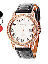Women's Watch Diamante Roman Numerals Dial Cool Watches Unique Watches Fashion Watch